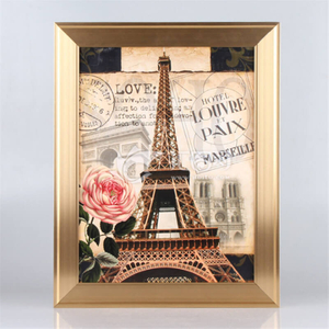 Antique Oil Painting Frame E09A20