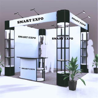 10ft*10ft Booth Stand E01B4