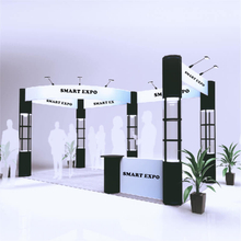 20ft*10ft Booth Display System E01B11