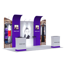 Amazing Trade Show Booths E01C2-9