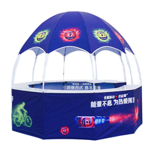 Decagon Dome Tent E13B1