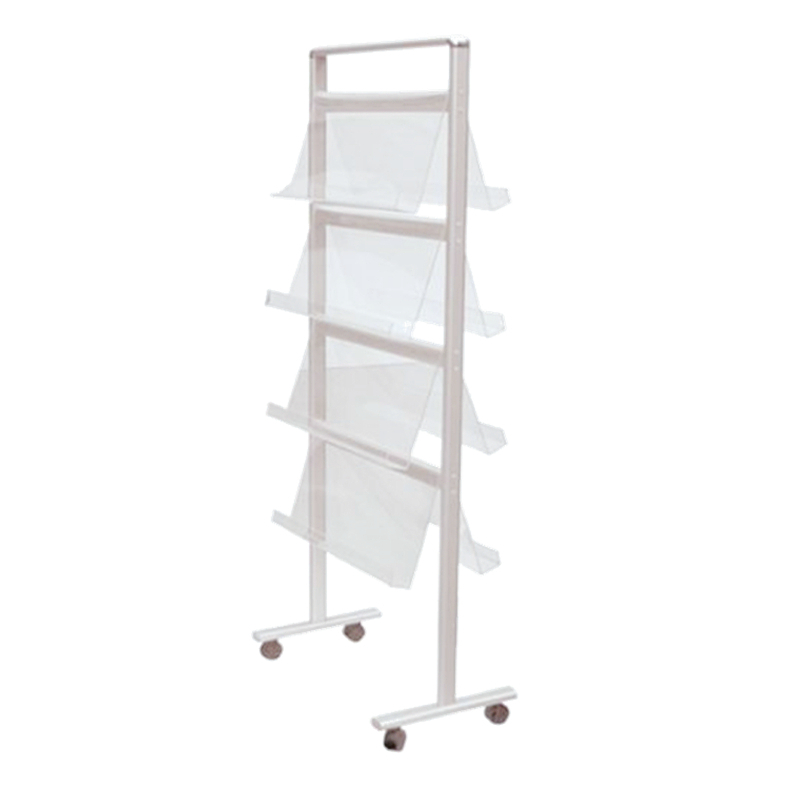 Moving Literature Rack E07B11