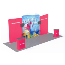 Trade Show Display Walls E01C2-11