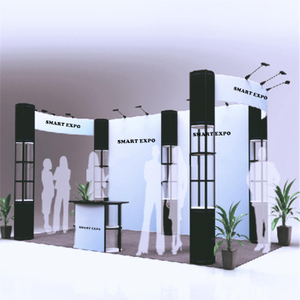 20ft*10ft Promo Booth E01B6
