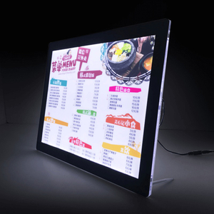 Table Acrylic Light Box E04B2-2