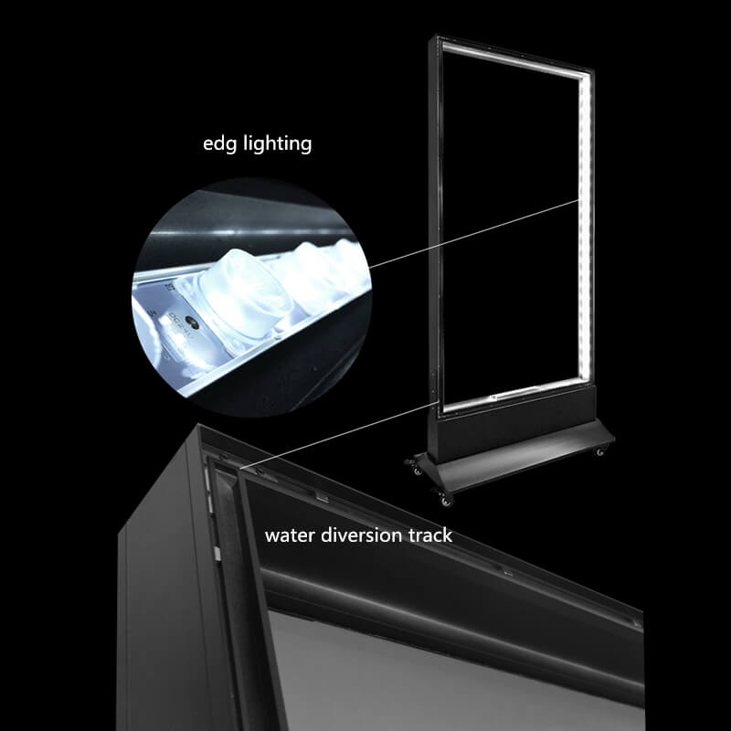 Outdoor Moving Light Box E04F2