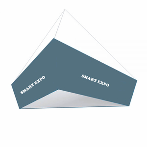 Tapered Triangular Hanging Banner E03D10