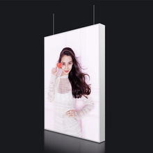 Double Frameless Light Box E04C3