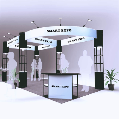 20ft*10ft Expo Booth E01B10