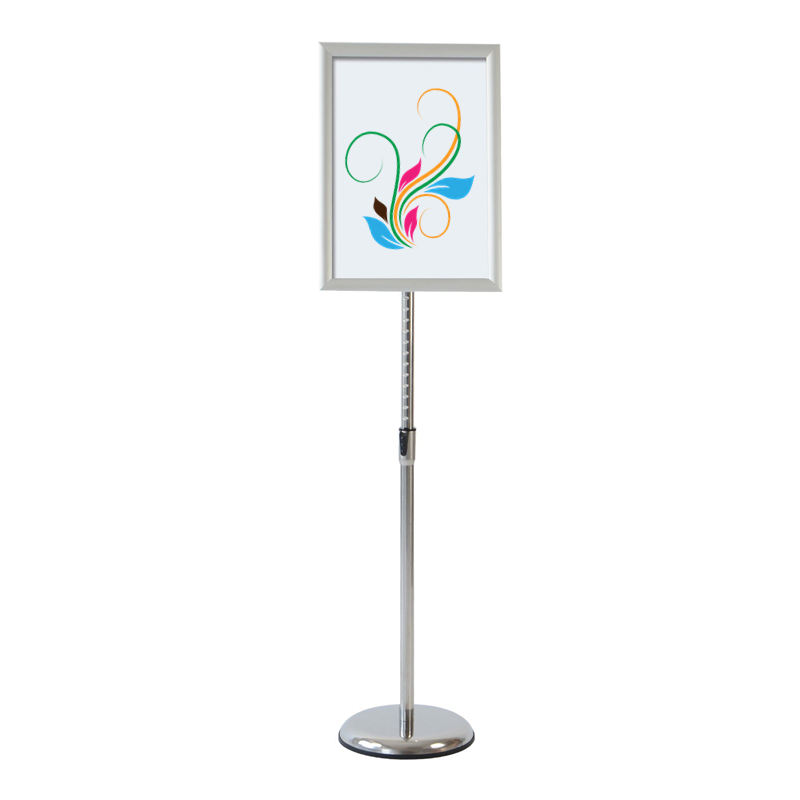 Adjustable Poster Stand E06P4